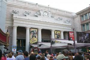 Original home of Kong at Universal Studios