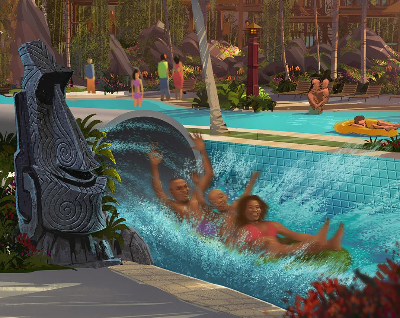 Universal Orlando Announces Their New Water Park Volcano