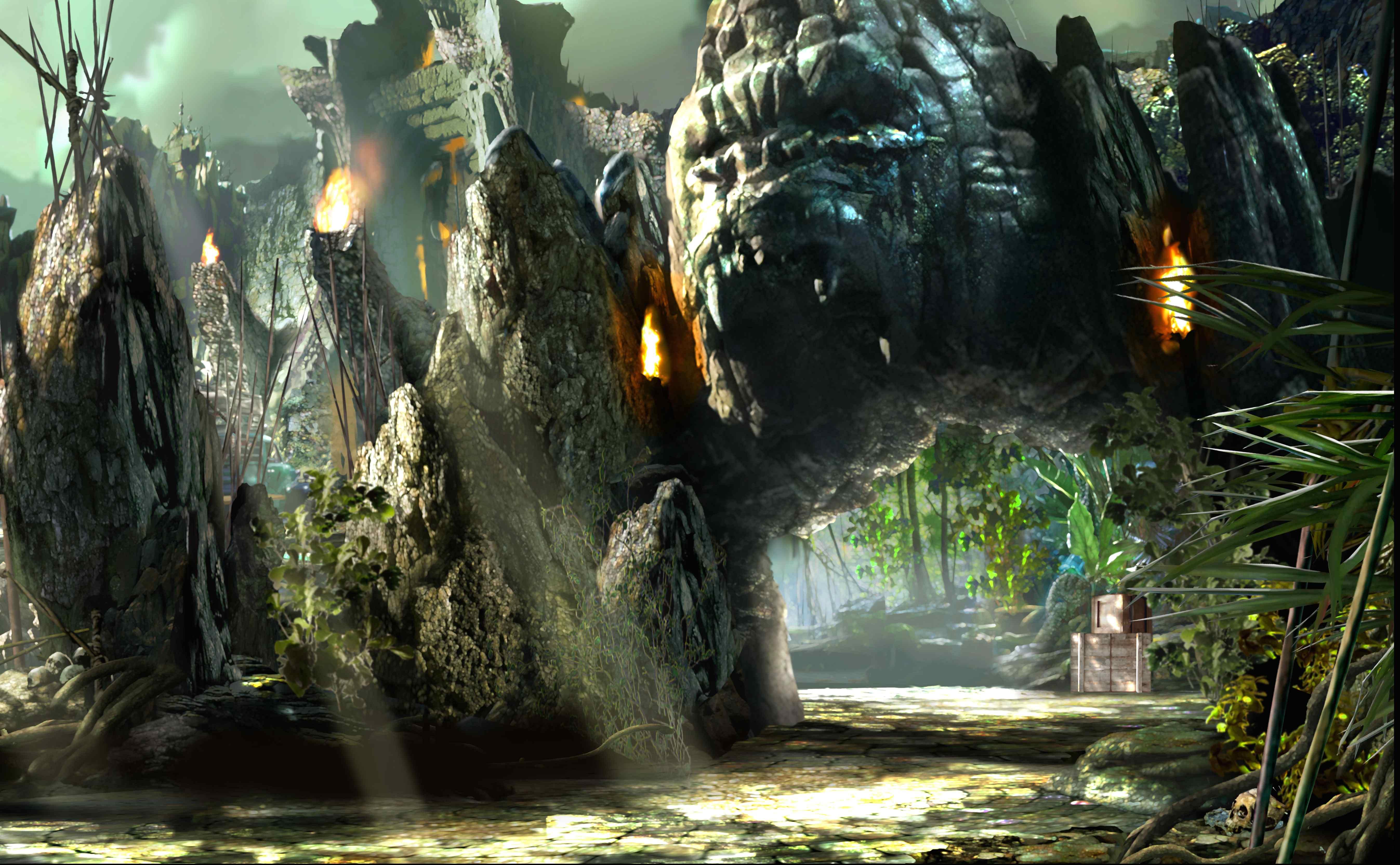 Kong: Alicia Stella's Blogosaurus