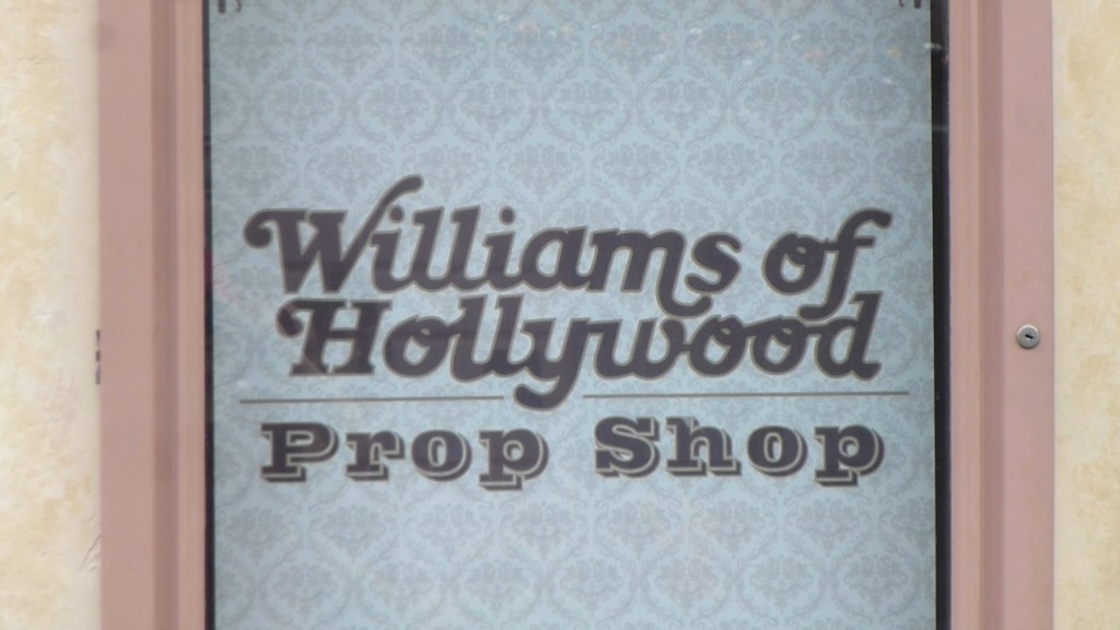 New Prop Shop replaces Magic Shop in Hollywood