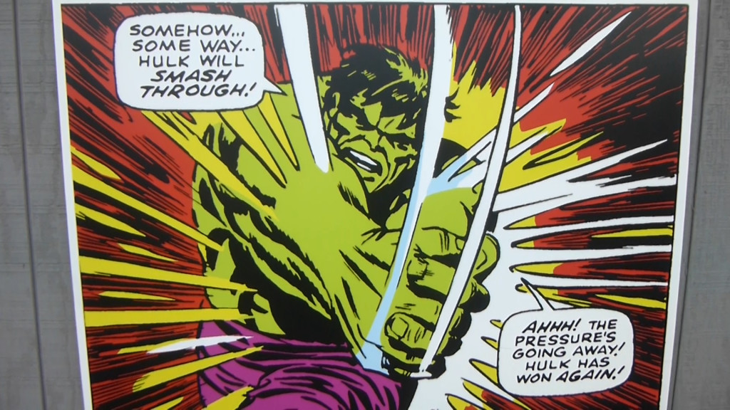 Hulk will Smash Through!