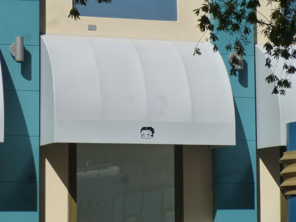 New awnings installed