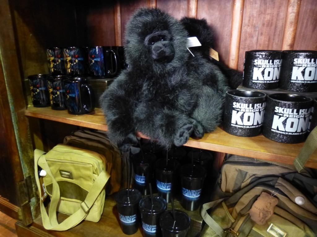Generic gorilla plush
