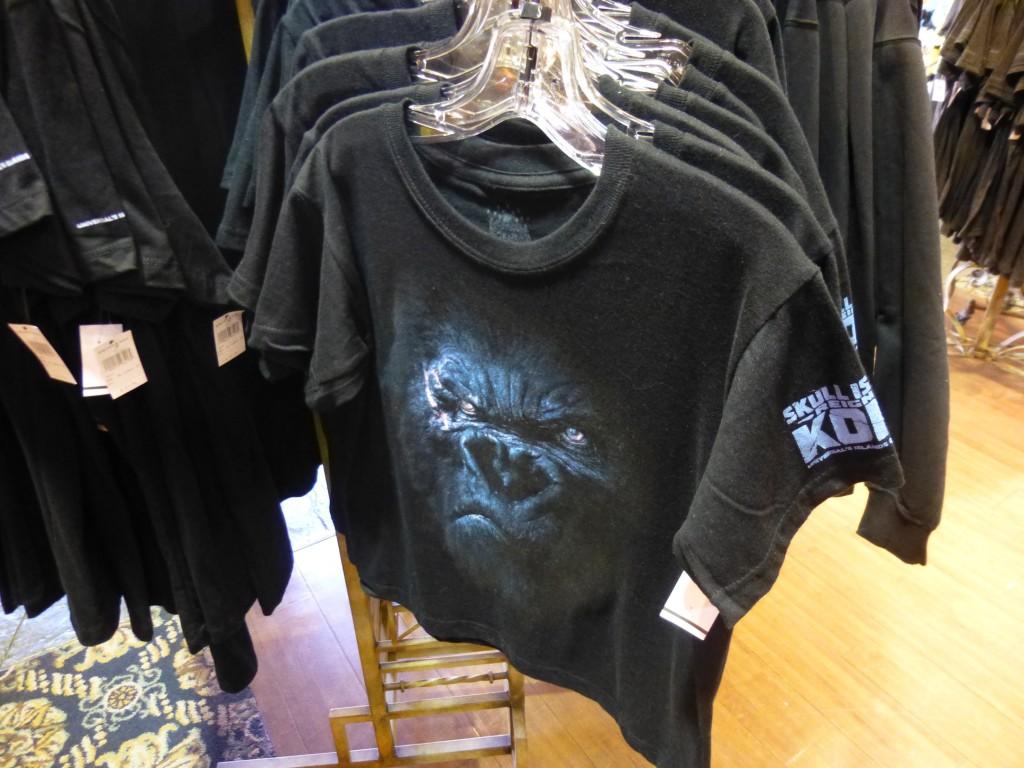 Child-size shirt