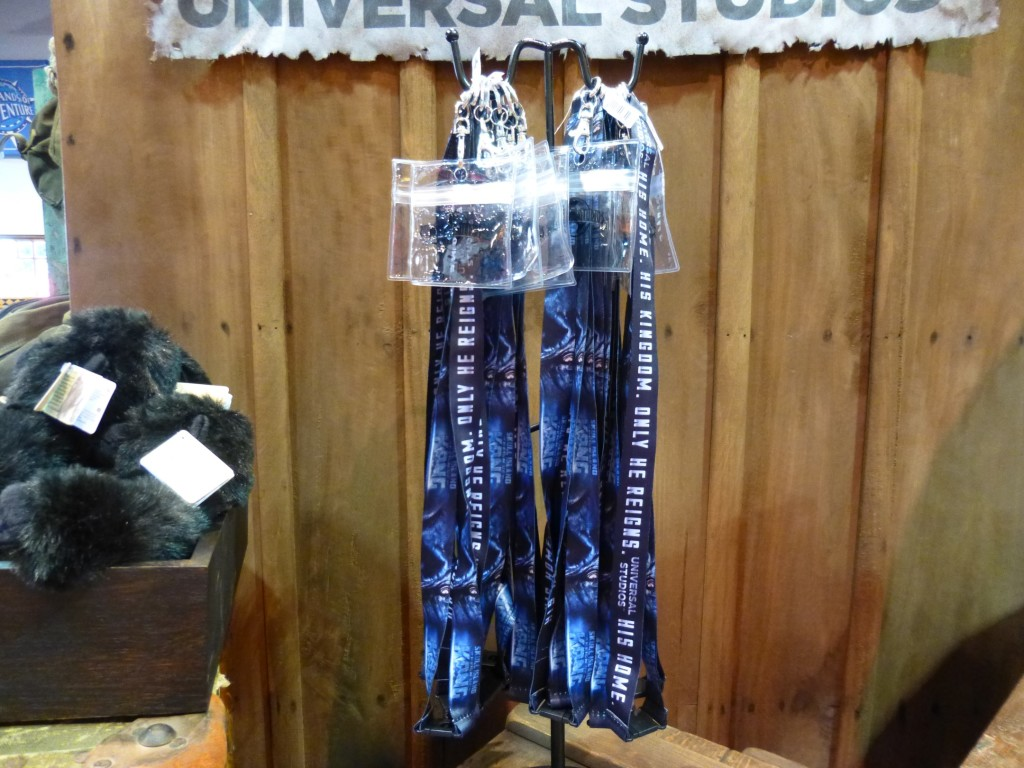 And of course, lanyards