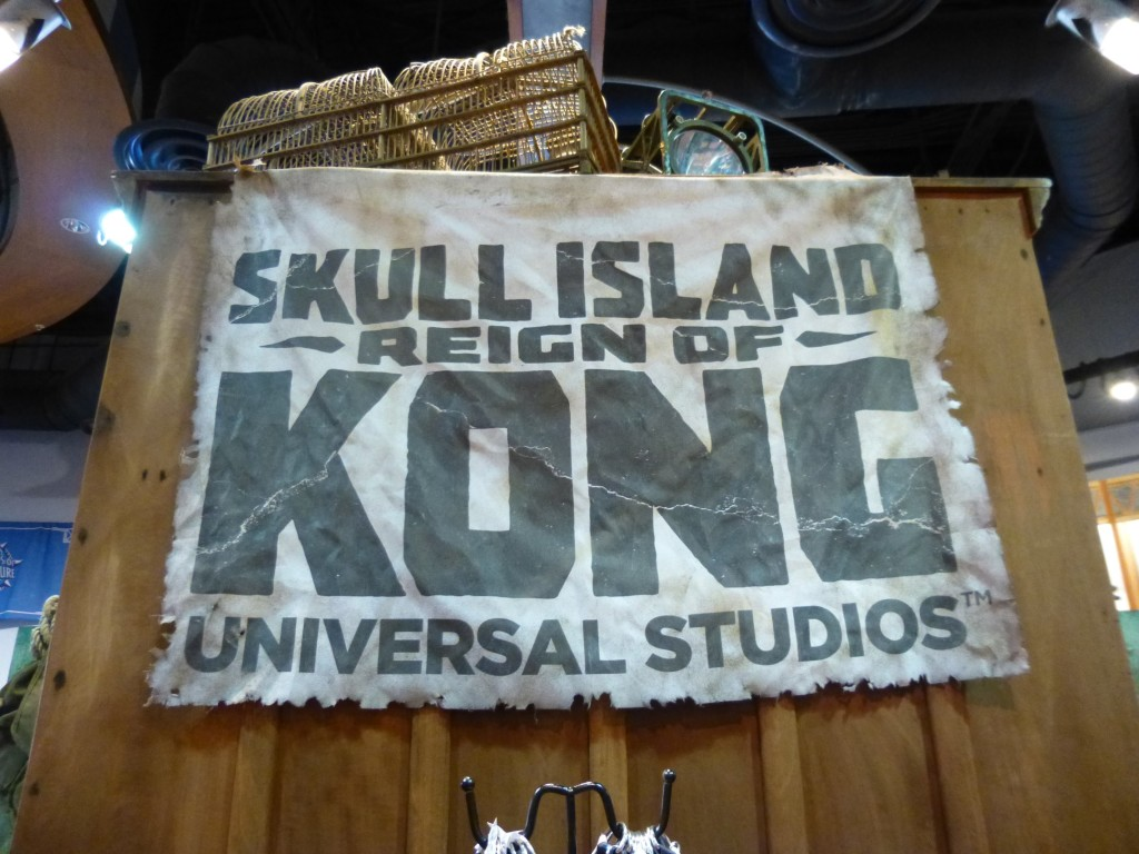 Is it strange that it says Universal Studios, instead of IOA, on the sign?
