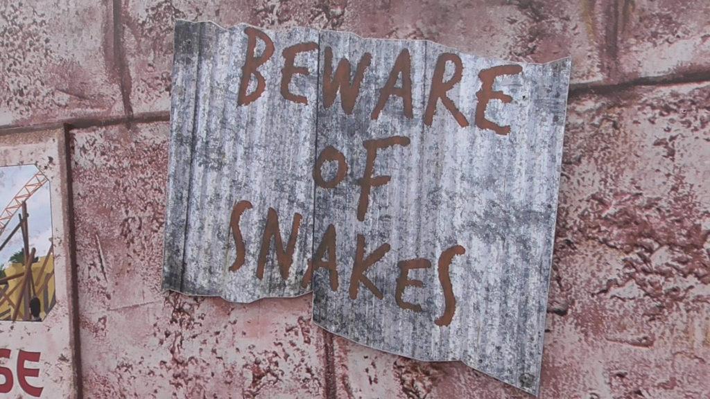 An ominous warning...
