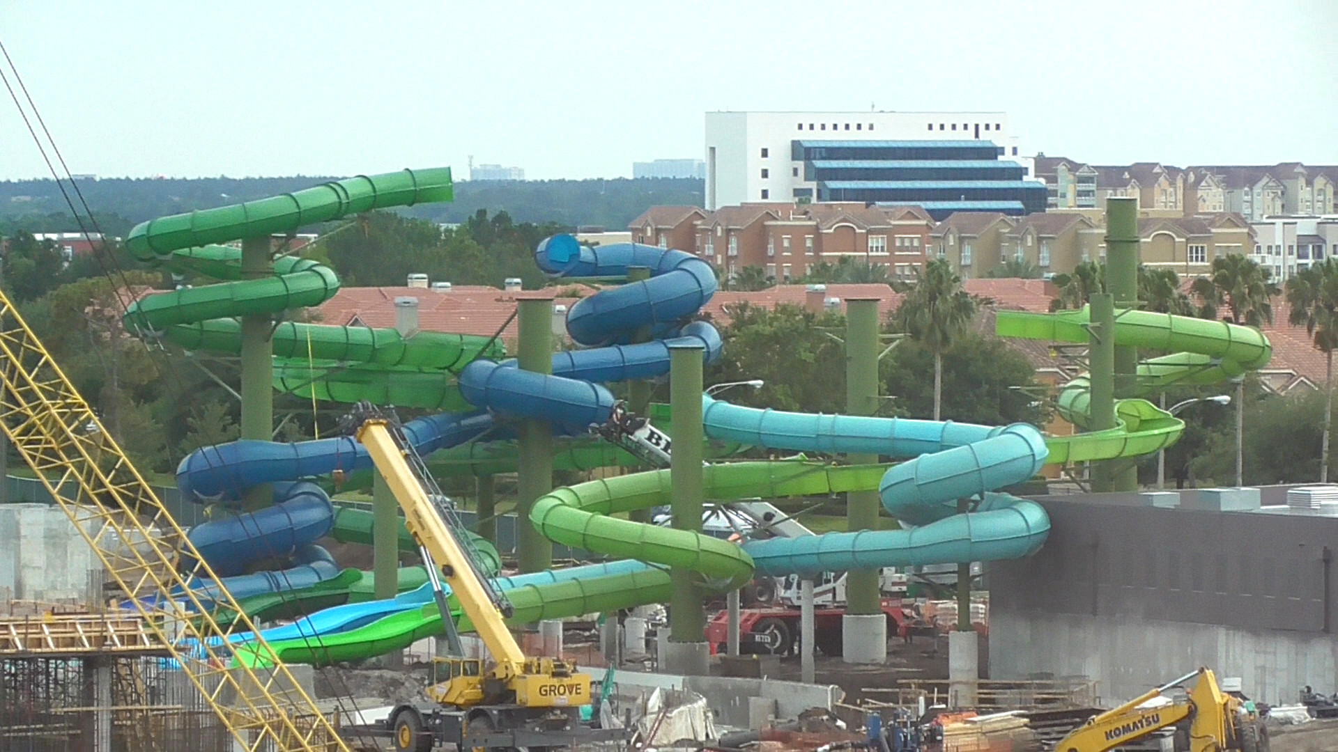Volcano Bay Orlando S New Water Theme Park From Universal