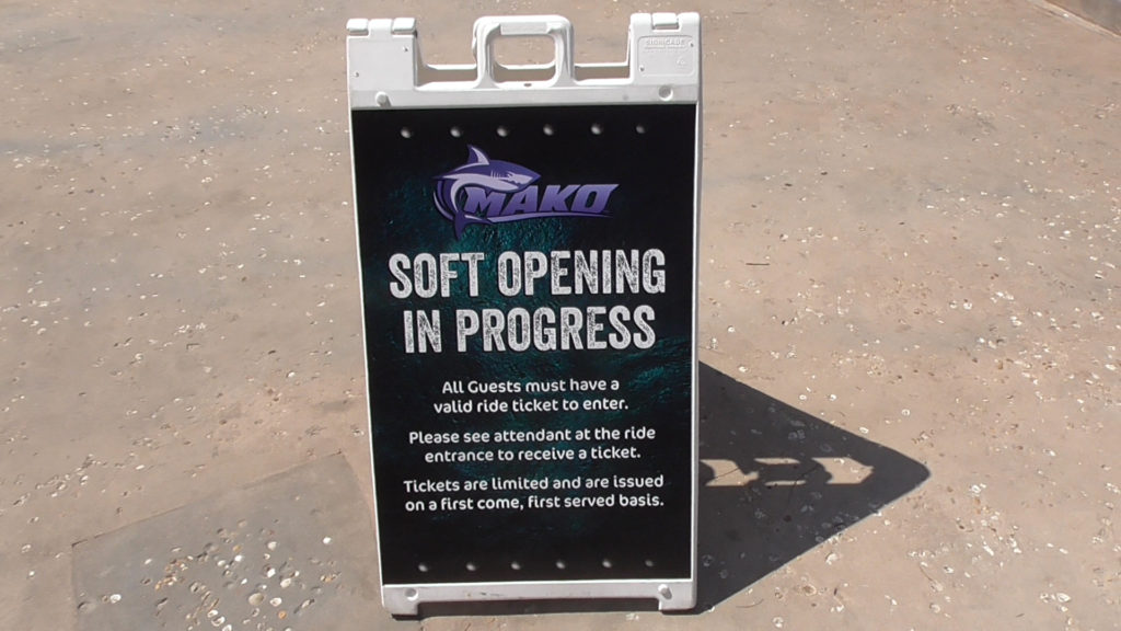 Soft Opening in Progress...