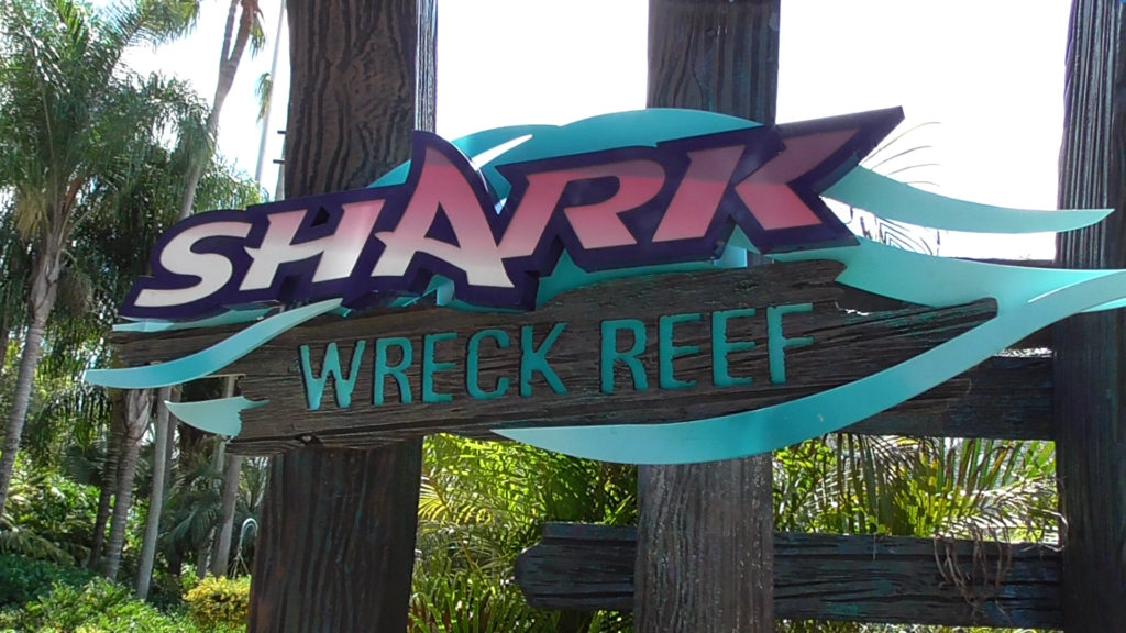 Welcome to Shark Wreck Reef