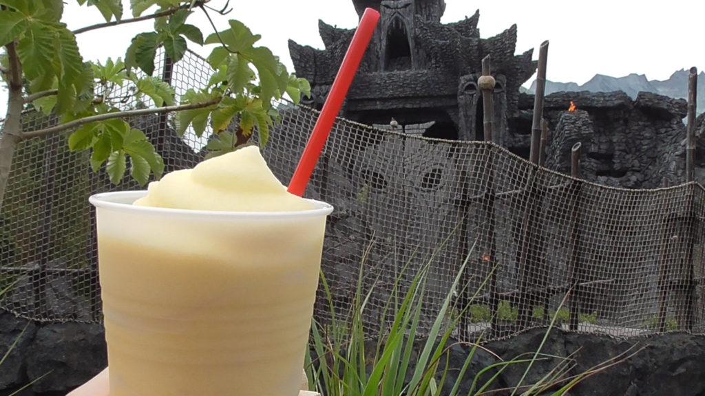 Offer Kong a sacrificial banana Icee