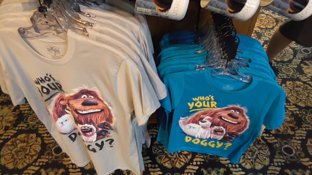 Same shirts we saw over at USF