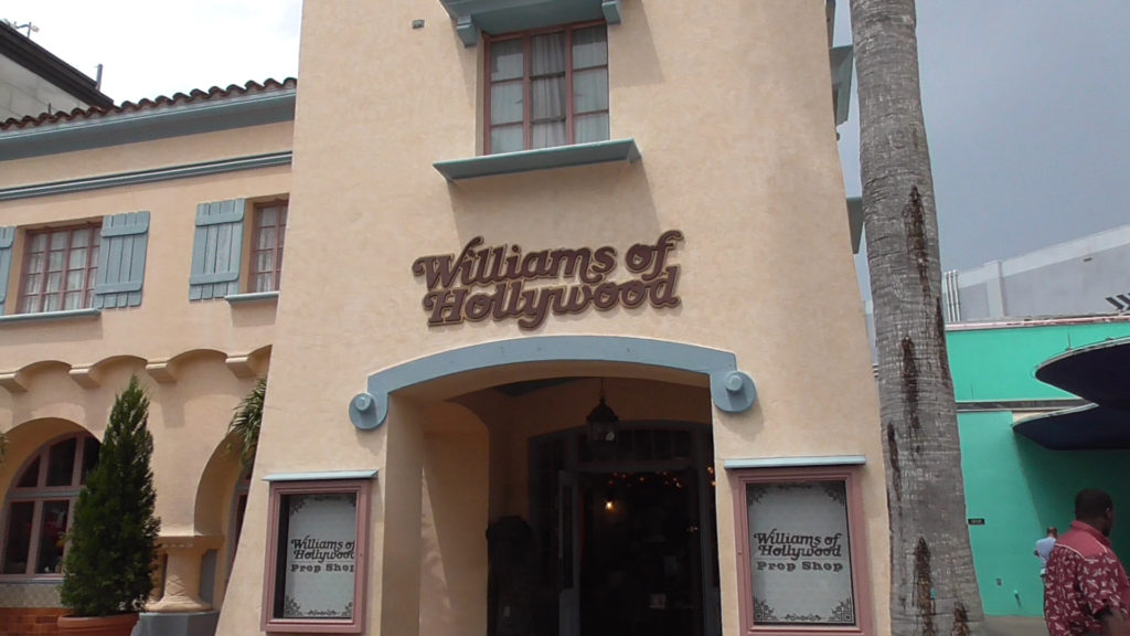 Universal's best hidden gem of a gift shop/museum experience
