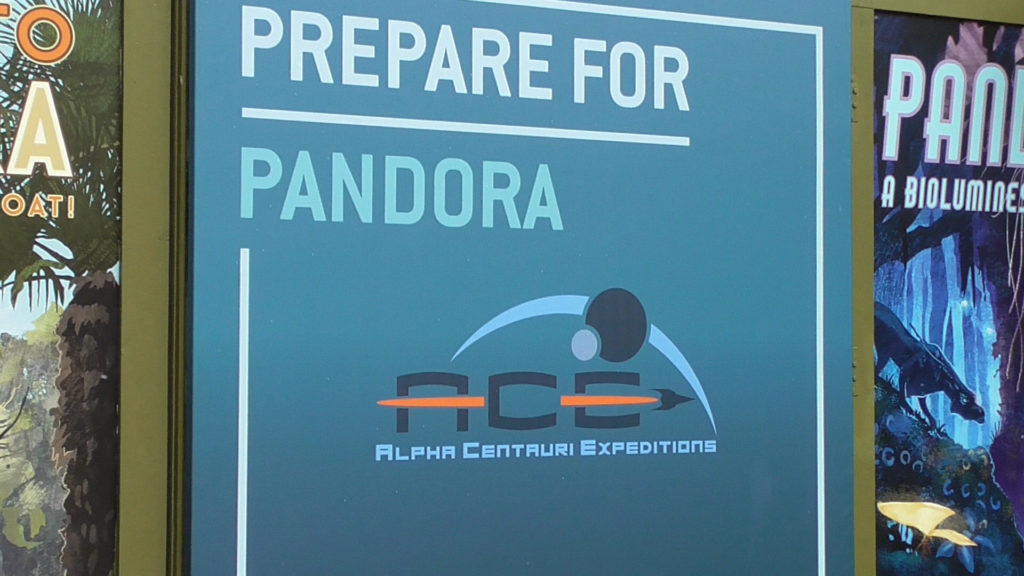 The (fictional) tour company you'll use to get to Pandora of course