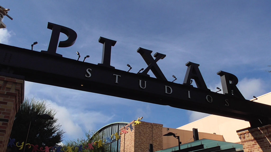 When Toy Story Land opens Pixar Studios will go away and this street will once again be a cast member only backstage area