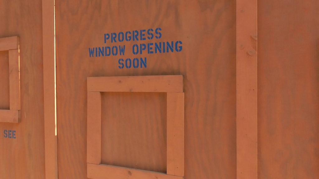 Looks like progress windows might be coming soon