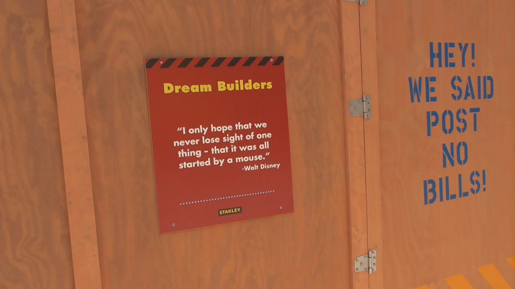 Funny sayings on work walls
