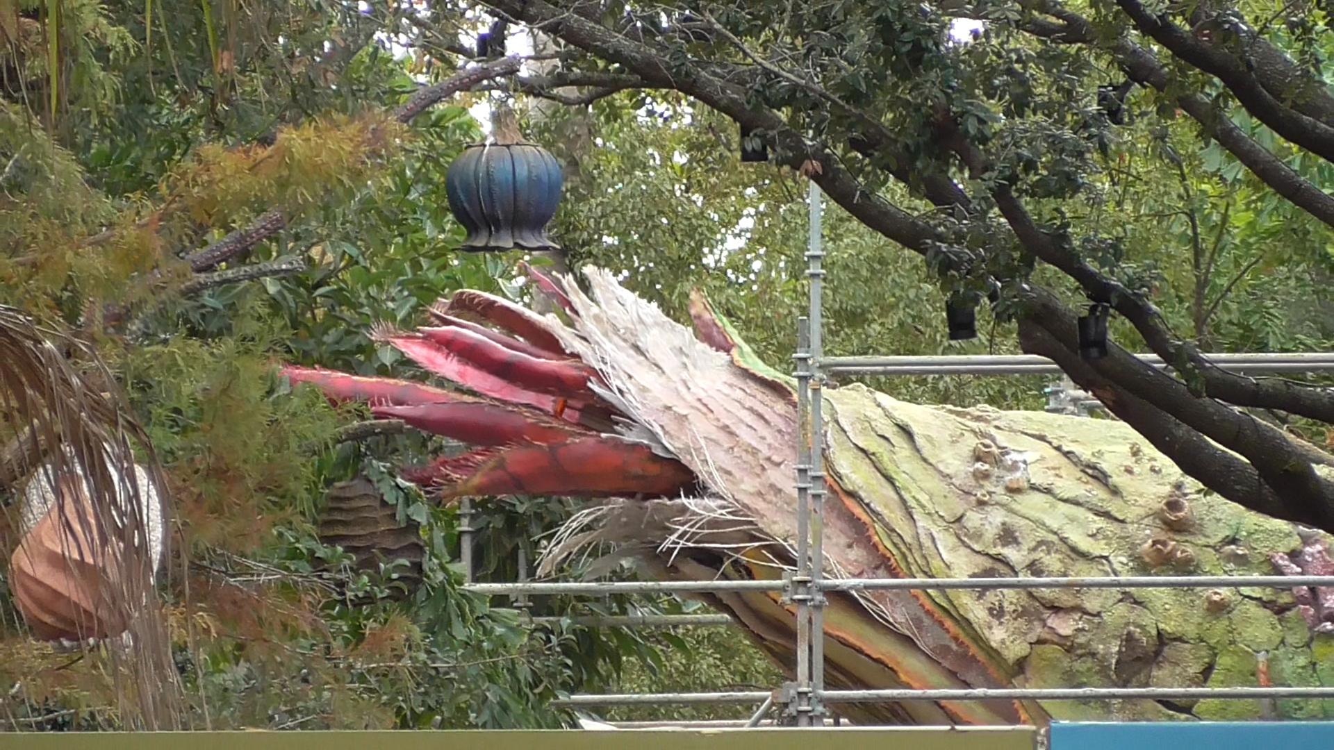 Dinosaur Ride Disney
