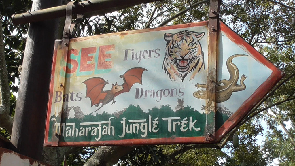 Visiting the Maharajah Jungle Trek in Asia