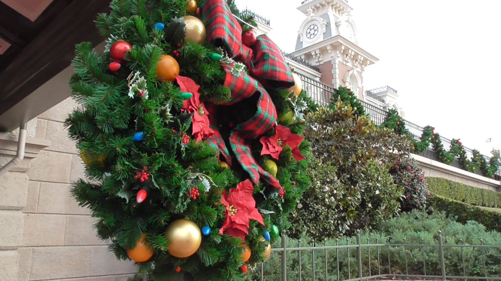 The Magic Kingdom in December is magical