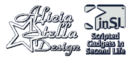 Alicia Stella Design - Best Tip Jars in Second Life