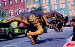 Raptor Suit meet and greet?