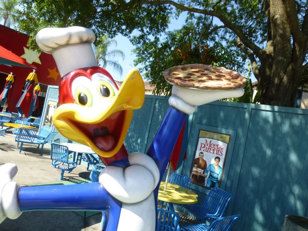 That's all for this update! Woody Woodpecker wants to sell you pizza!
