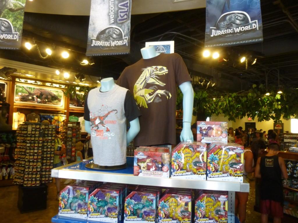 This artistic Indominus rex shirt is still my favorite piece of Jurassic World merchandise