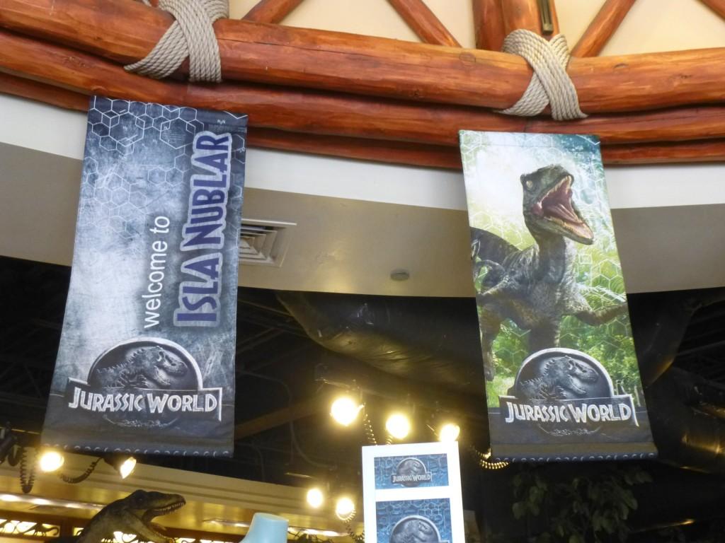 Velociraptor banner