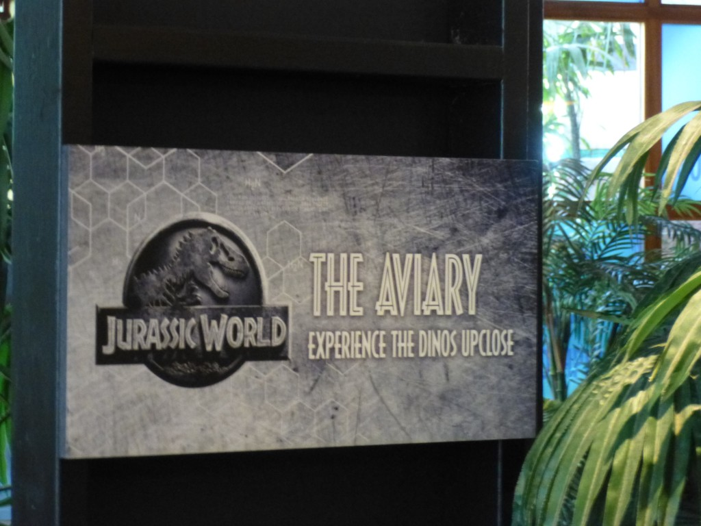Universal Japan might be getting an Aviary themed attraction