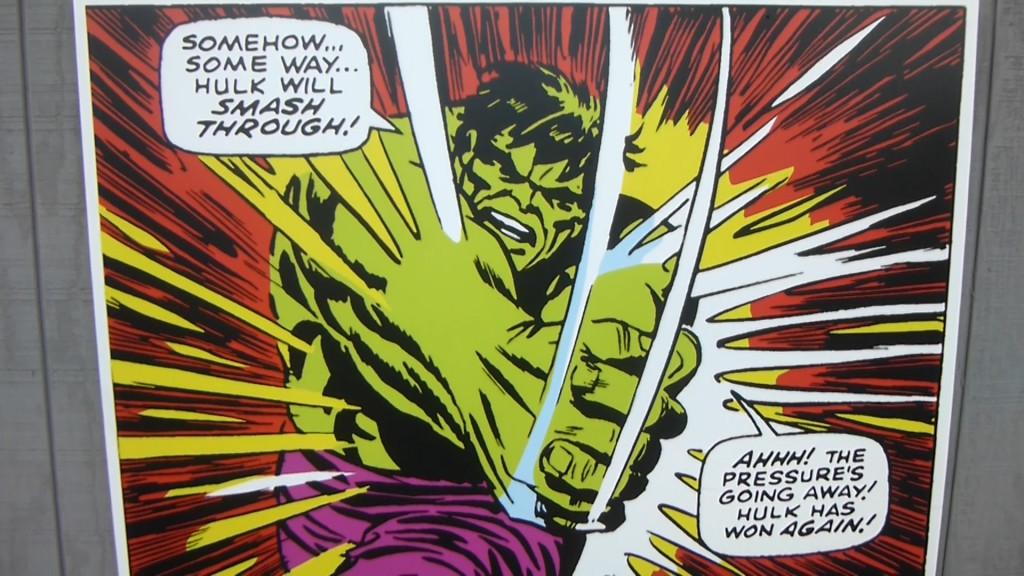 Hulk will Smash Through!