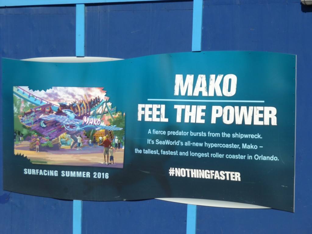 Concept Art and Mako Info on construction walls