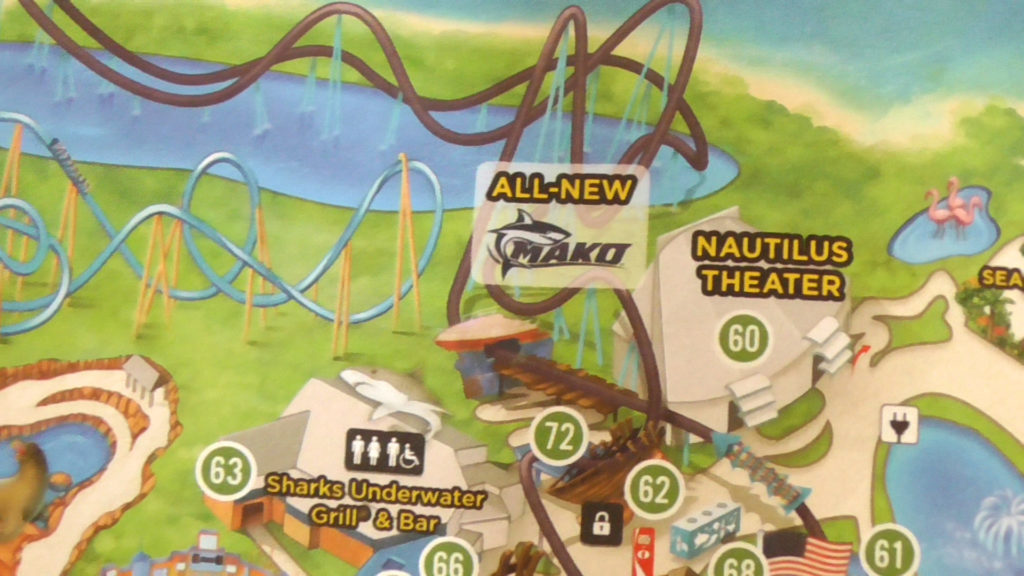 Look what made it onto the park map! That's all for this update. Check back soon for more!