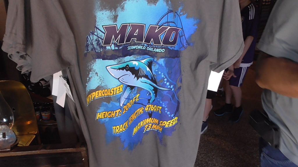 New Mako merch! Shirt