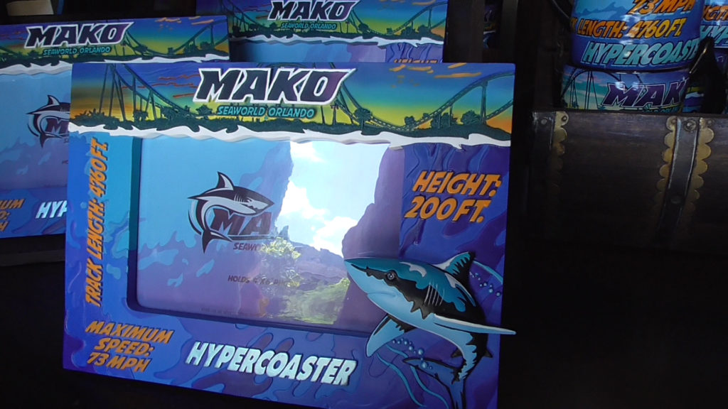 Love this Mako frame!