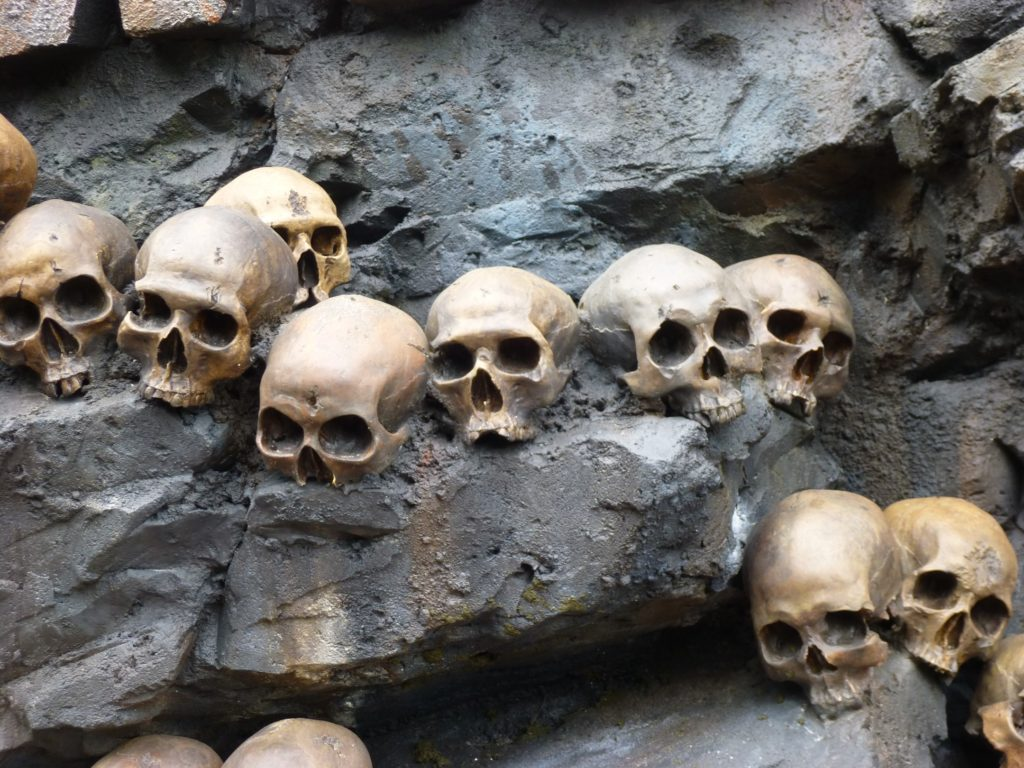 The decaying skulls of bloggers waiting softs to start