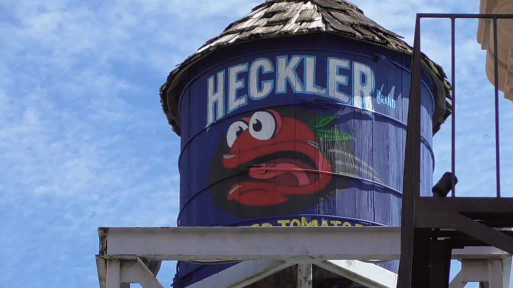 Heckler tomatoes, for all your throwing needs