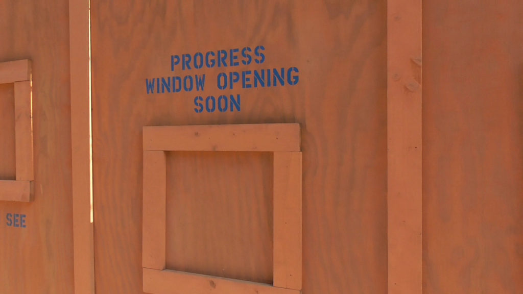Looks like progress windows might be coming soon