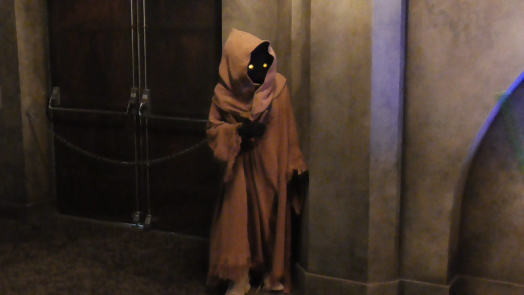 Mischievous Jawas are afoot