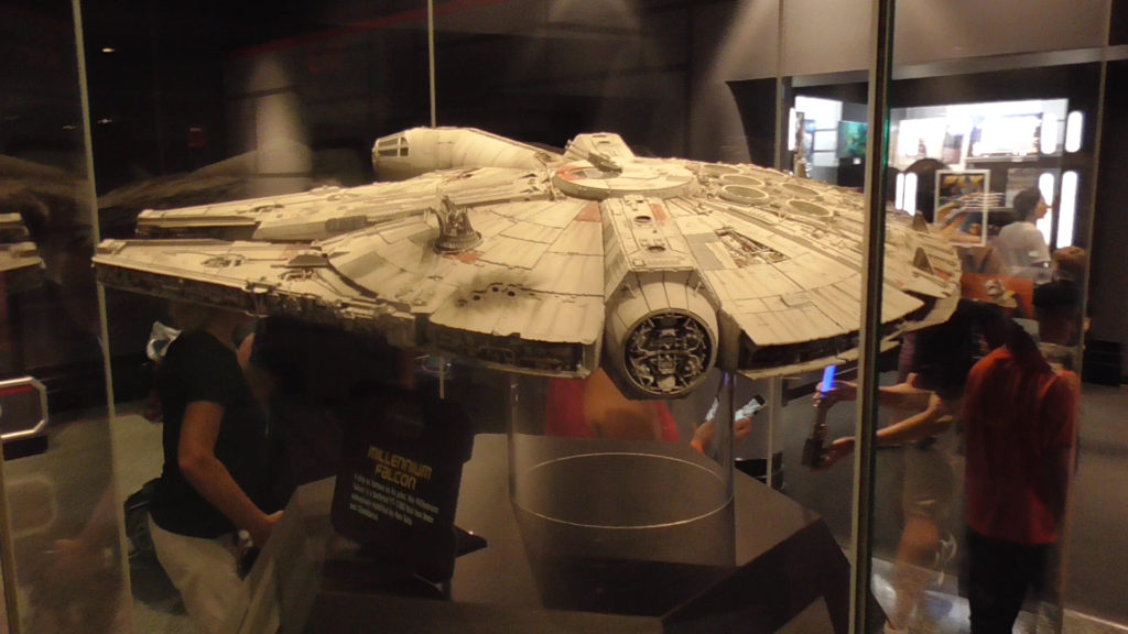 Very detailed model
