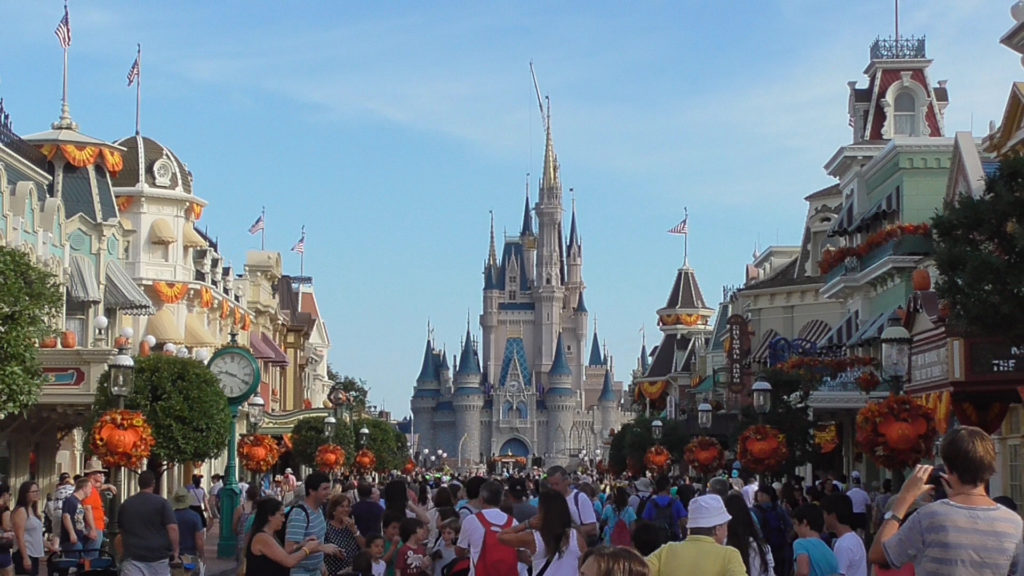 Welcome to the Magic Kingdom in September!