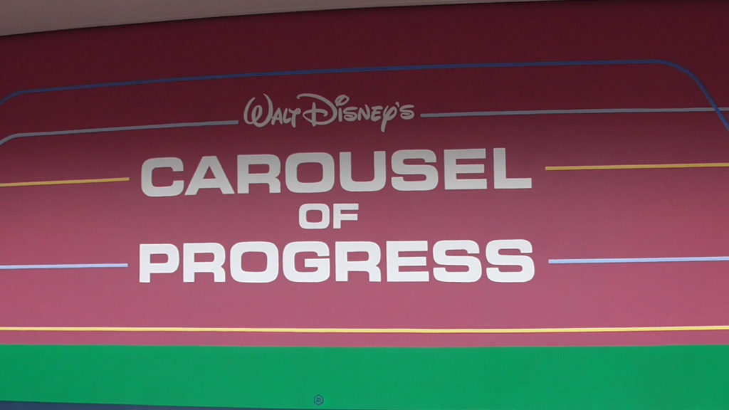 I'm very happy this attraction remains in the park, and it's nice to see it receive some TLC, without changing the original show (any more than they have in the past anyway)