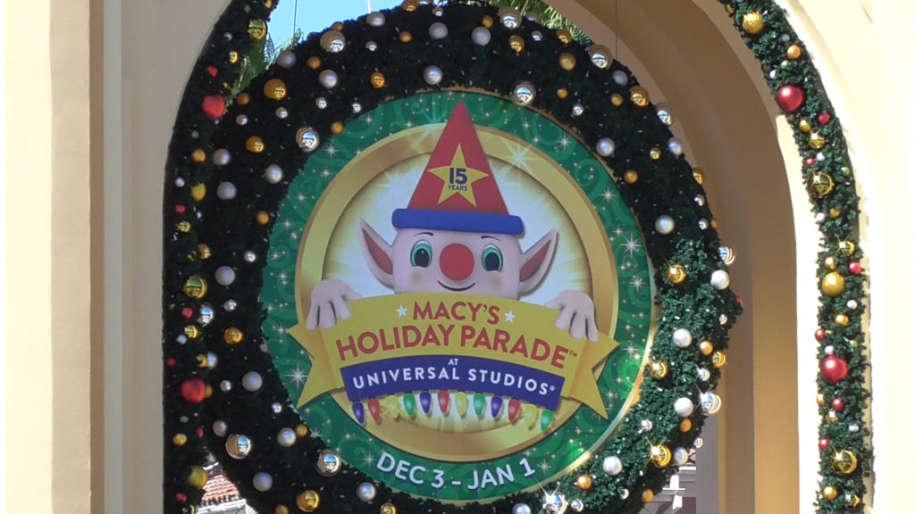 Parades start next week!